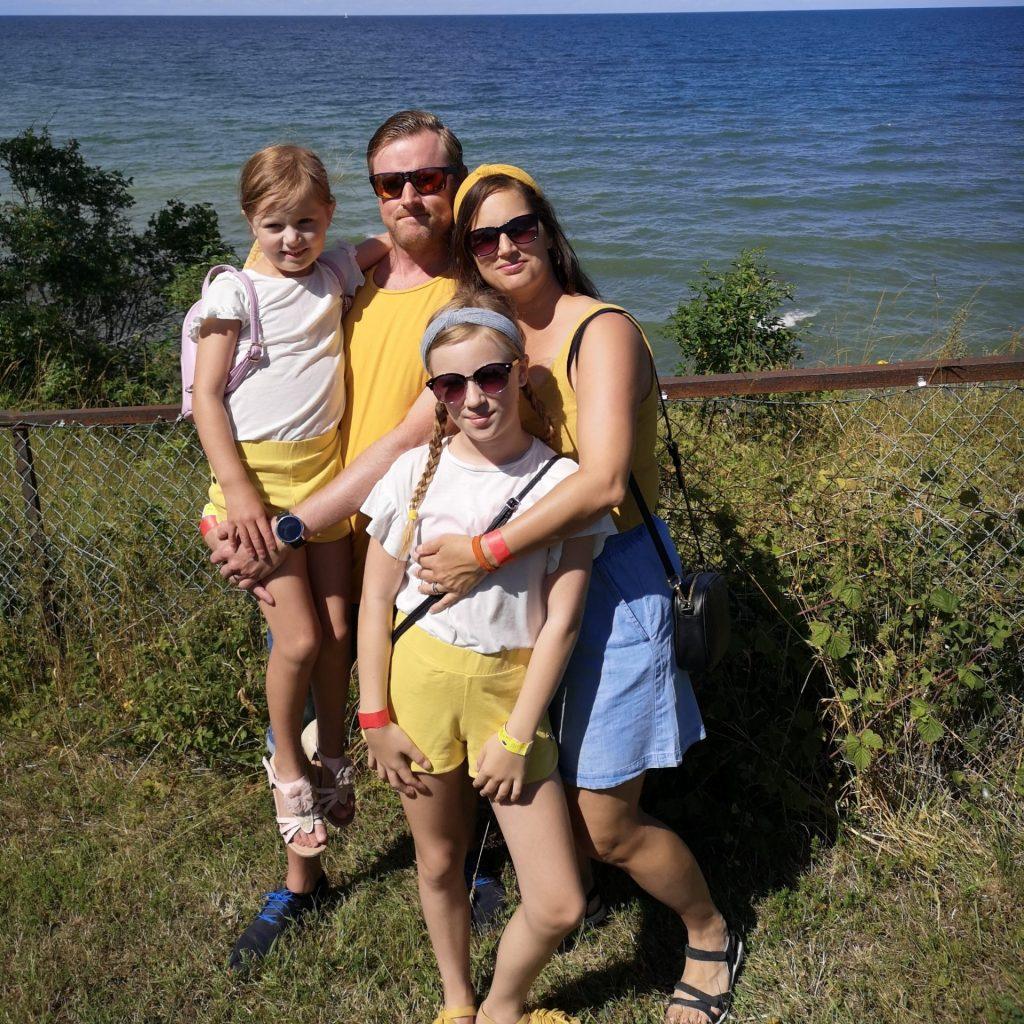 Alice med familj