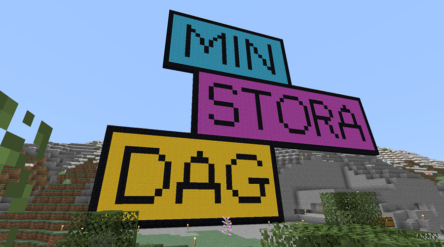 Min Stora Dag Minecraft