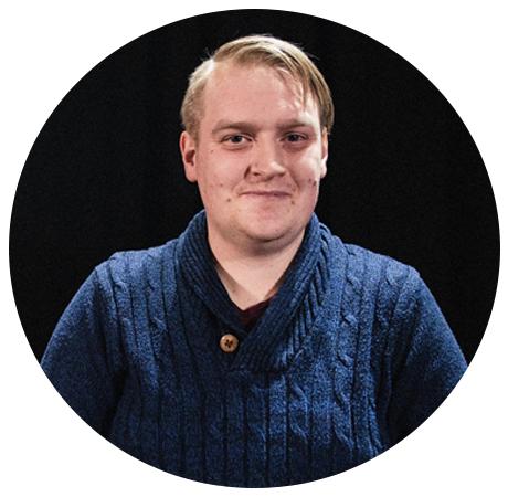 Alexander Skytte på Hela Spektrat
