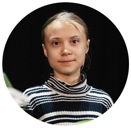 Greta Thunberg på Hela Spektrat