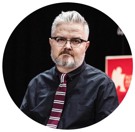 Jan Gradvall på Hela Spektrat