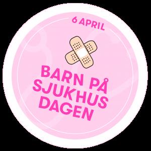 Logga: Barn på sjukhusdagen