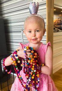 Cancerdrabbade Gry fick en Stor Dag